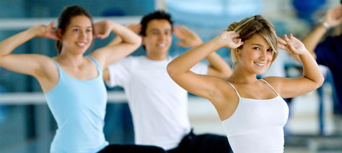 fitness-träning