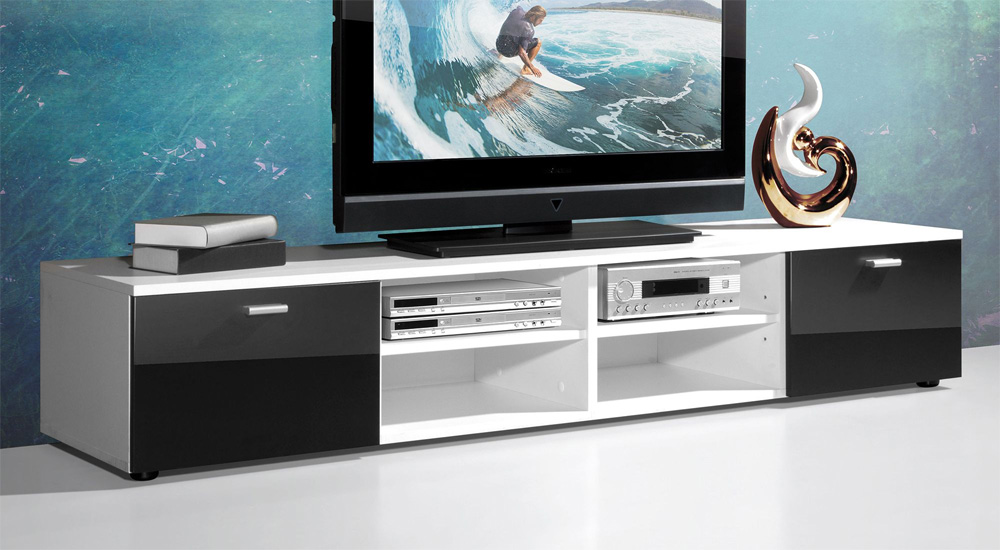 Ny-TV-bänk